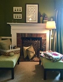 Home decor unlimited! Every room has tons to offer! Pillows, furnishings, wall art, ceramics, lamps, you name it!