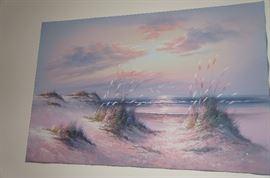 Nice beach painting