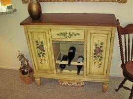Decorative Wine/ Storage Cabinet