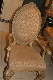 furniture formal dining chair part of sete