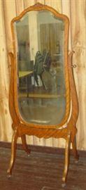 Cheval Bedroom Mirror