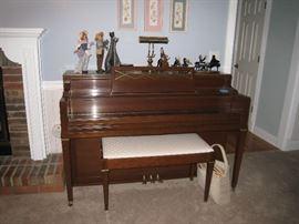 Knabe Spinet Piano