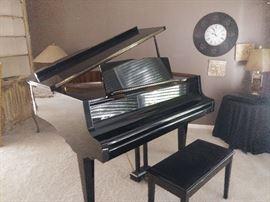 Zimmerman Baby Grand Piano