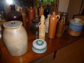 Crocks & Stoneware