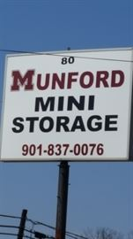 Munford Mini-Storage - Munford,TN