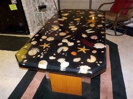 Twombly custom made dining table