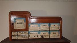 Wonderful spice cabinet