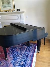 Yamaha baby grand piano can be purchased ($1800) prior to the estate sale. Bought in 1981 & in very good condition