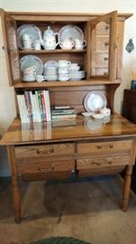 sow belly cupboard
