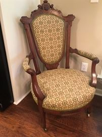 Victorian Arm Chair