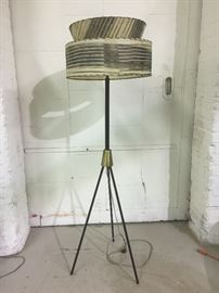 Awesome Mid-Century floor lamp