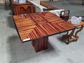 A Dakota Jackson Game Table