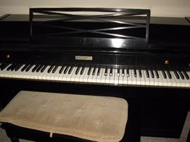 Baldwin piano acrosonic