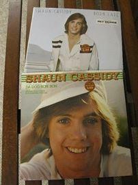 Shaun Cassidy albums - sealed
