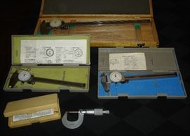 Vintage calipers