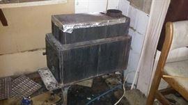 Nice wood stove