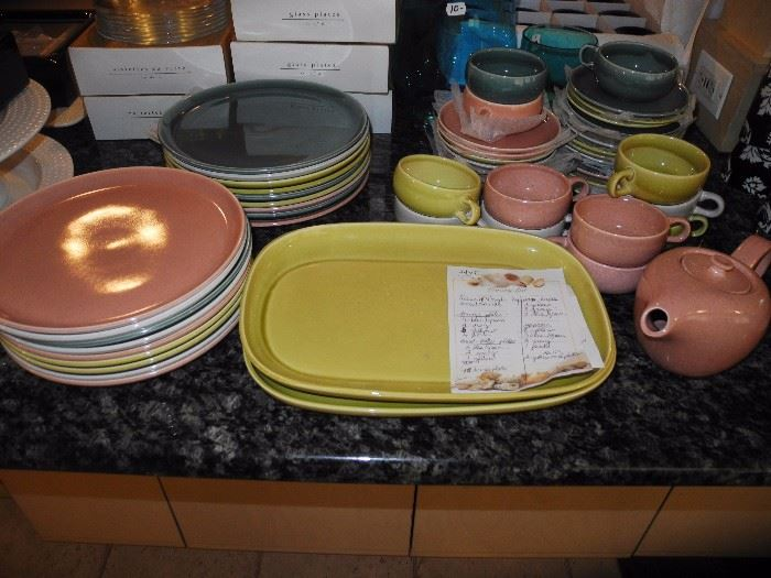RUSSELL WRIGHT!  Great selection of this MCM classic dishware, many colors!