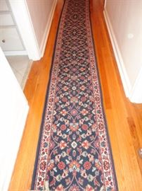 Hall area rug