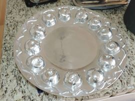 "We LOVE this LARGE ""APPLE"" Platter ..."