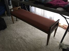 Another more Mid-Century bench