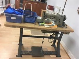 Peff industrial sewing machine
