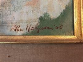 Lou Hazam