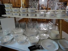 Need some Corningware ? We have Lots of it!