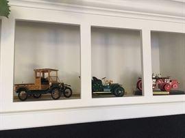 More automotive models