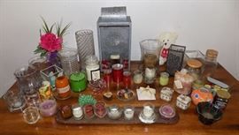 MIT003 Candles, Flower Arrangement, Lantern & More