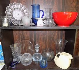 MIT007 Designer Ceramics, Decanters, Glassware & More