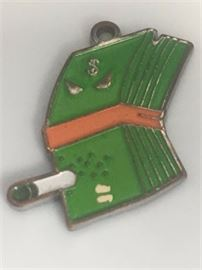 Rare KOZ!K x kidrobot.collectible pendant art smoking money stack