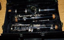 Vintage Vito Reso Tone Student Clarinet in Case