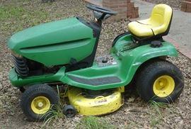 John Deere mower for parts