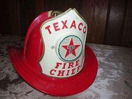 Vintage Kids fire hat