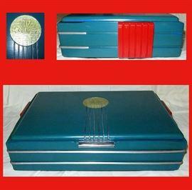 Art Deco Flatware Box
