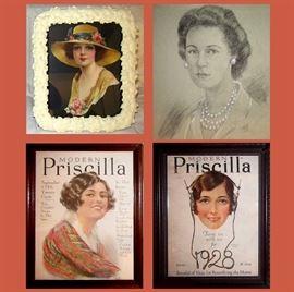 Vintage Pictures of Beautiful Ladies