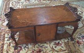 Antique beautiful Victorian era table