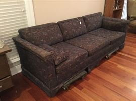 Sofa........No not the Rollers We old and needed to move it