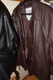 Atlantic Beach Leather Jacket