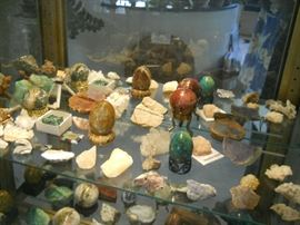 mineral and gems