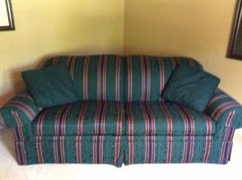 Custom couch made in the USA!