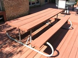 Large Picnic Table!