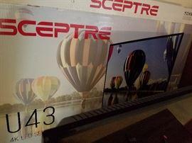 "TV Spectre 4K LED 42"""