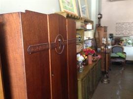Antique Armoire
