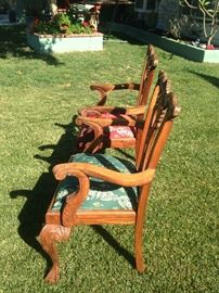 Different View of Chairs