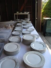 Tons of plates!