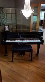 Aeolian Baby Grand Piano