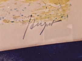 Picture, Signature