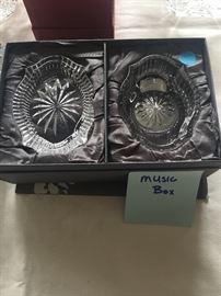 Waterford music box