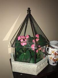 FAUX FLOWERS HOME DECOR'